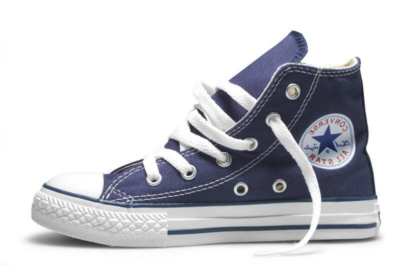c0d1344fa78 Converse Dětské Tenisky Chuck Taylor All Star Hi Navy Junior