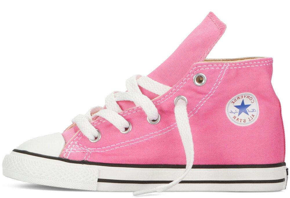 46a46c48ae Converse Dětské Tenisky Chuck Taylor All Star Hi Pink Infant