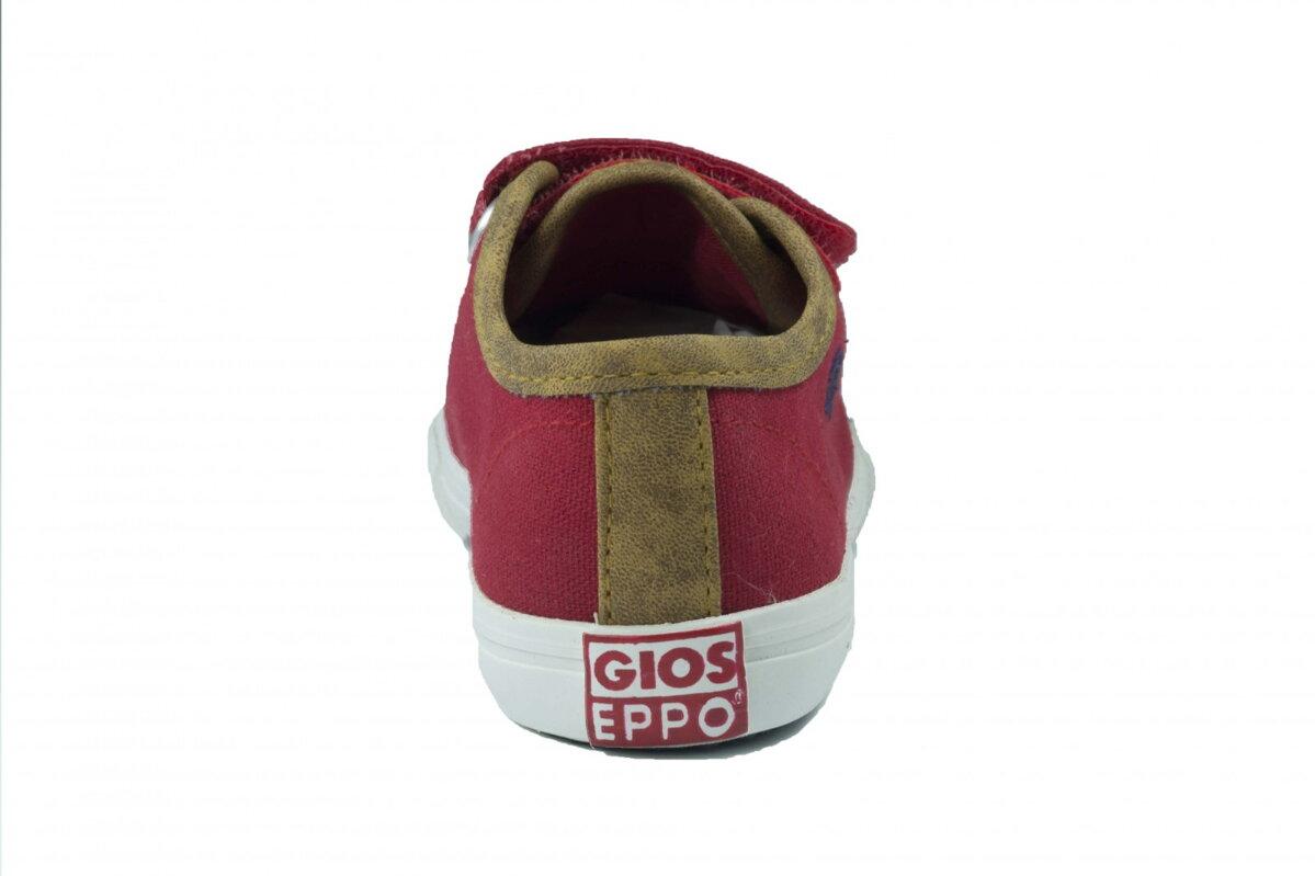 5028ce4f6f3d Gioseppo Dětské Tenisky Caramel Rojo
