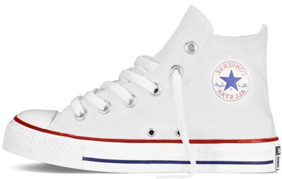 Converse Detské Tenisky Chuck Taylor All Star Seasonal Hi Optical White Infant