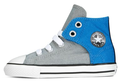 Converse Detské Tenisky Chuck Taylor All Star Seasonal Hi Easy Dolphin Light Infant